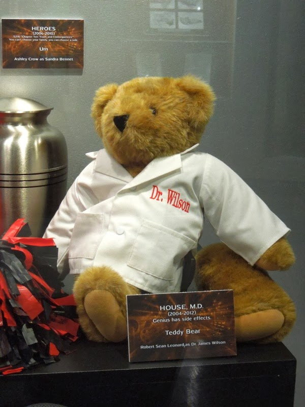 House MD Dr Wilson Teddy Bear prop