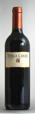 ヴェガ・リブレ 赤 2010