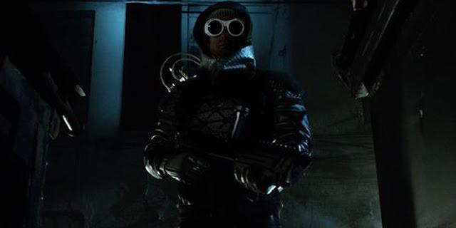 Gotham senhor frio
