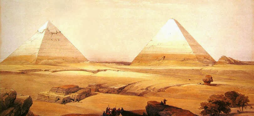 Mystery of the Great Pyramid Missing Capstone