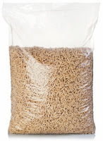 Saco pellets - Grupo Innotec