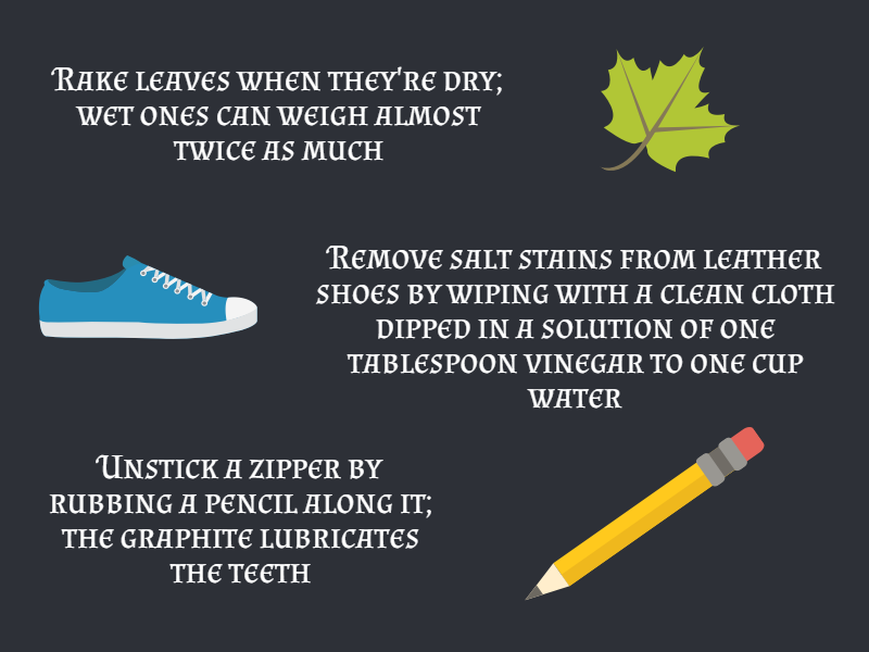 Simple life hacks that make you look smart