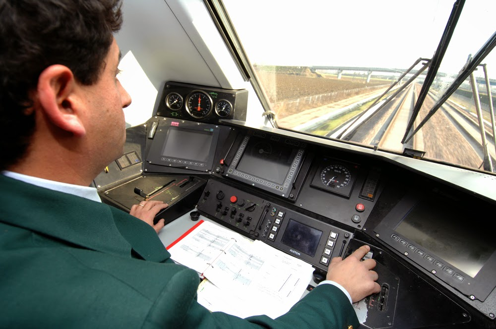Bahn wants passengers who can control train by chance, reimburse travel expenses