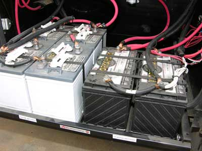 The Rv Doctor Rv Batteries Go Dead Even While Plugged