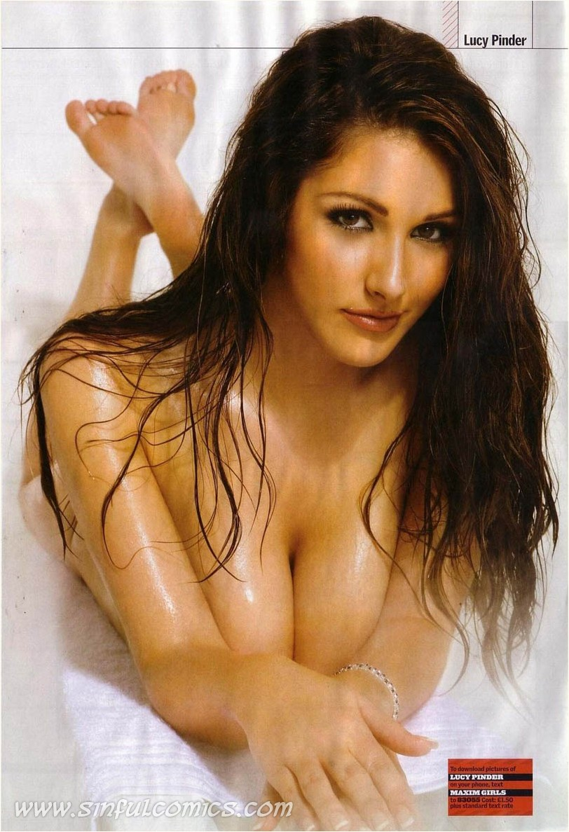 Free Hot nude picture of Lucy Pinder ...