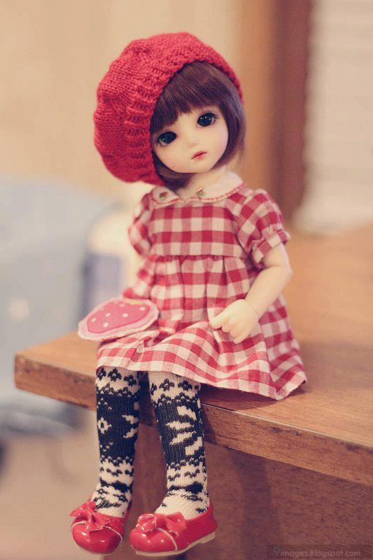 Cute Dolls Images With Love Quotes ~ Current mood rolala loves