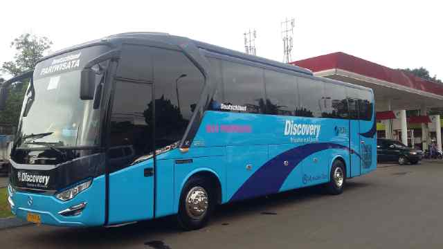Bus Pariwisata Discovery - Carter Bus Pariwisata Eksekutif ...