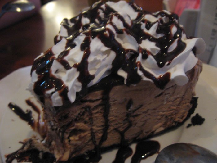 Free Recipe @ Macs Meals: Example /Mud pie