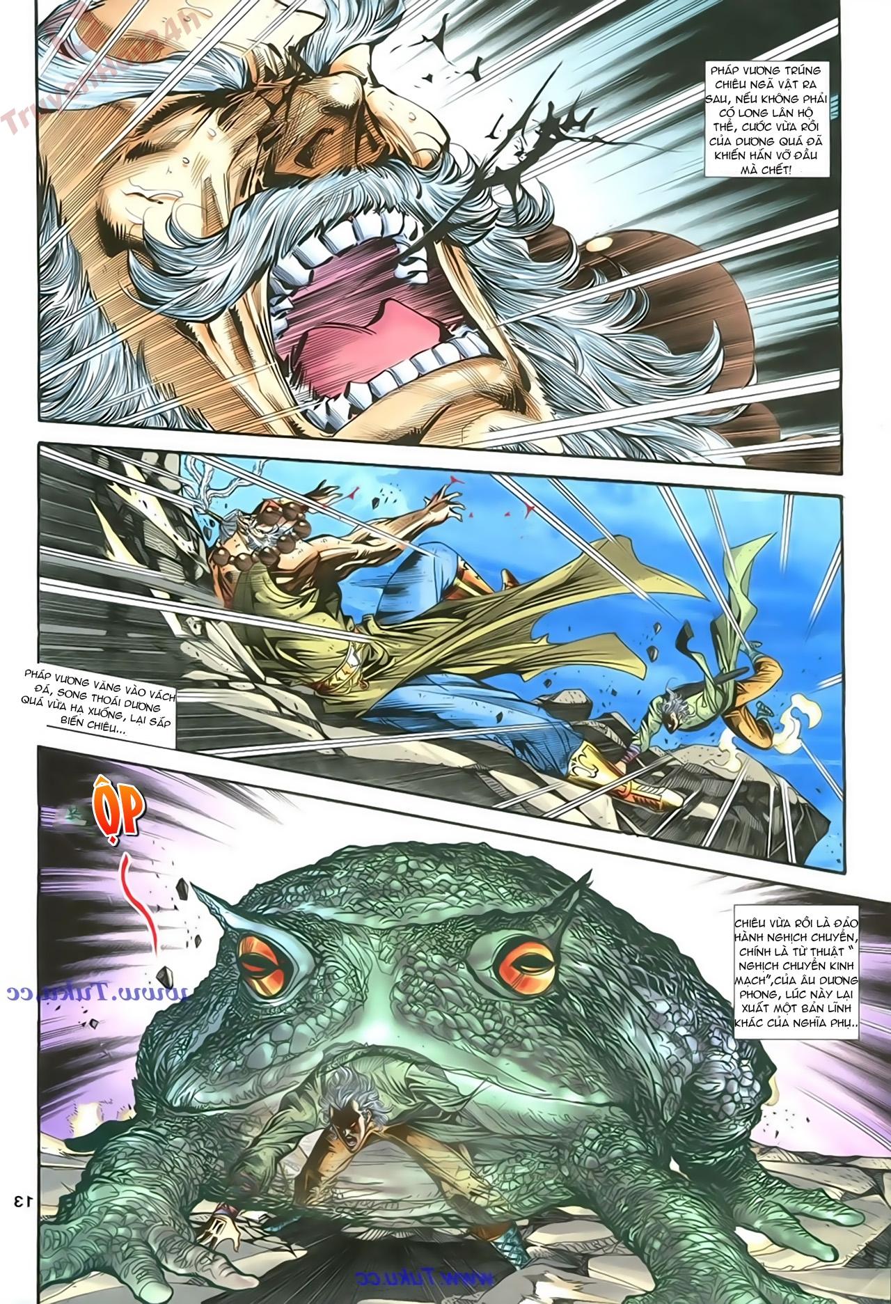 Thần Điêu Hiệp Lữ chap 86 – End Trang 13 - Mangak.info