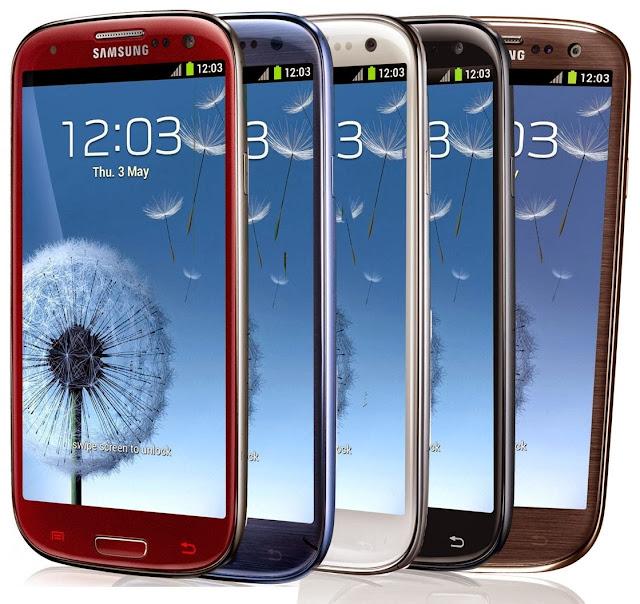 Samsung Galaxy SIII I9300