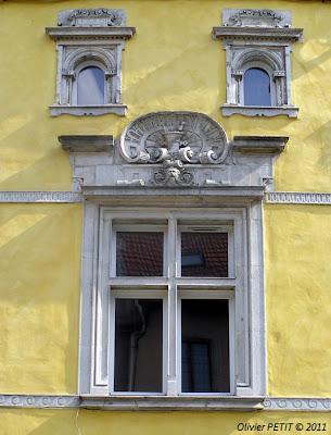 TOUL (54) - La Maison de l'Apothicaire (1590-1594)