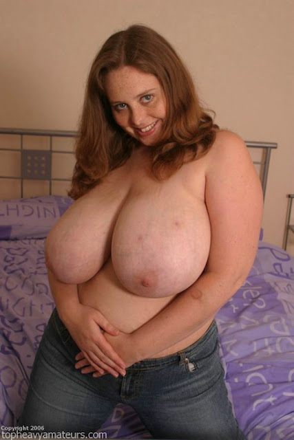 boobs topheavy bbw amateurs Huge