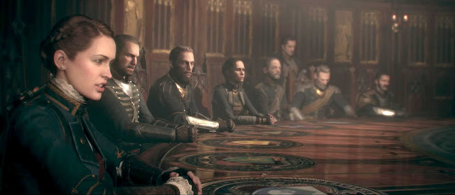 analisis the order 1886 ps4 español