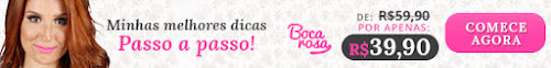 Boca Rosa: Curso de Maquiagem Online