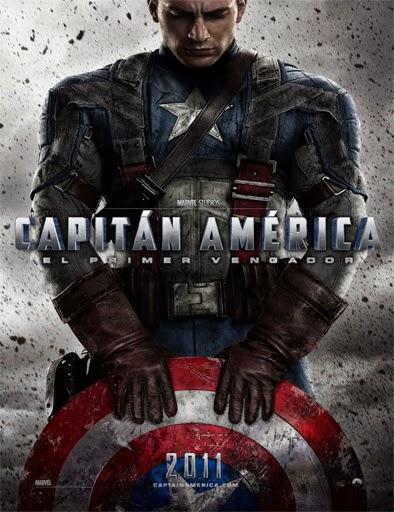 Ver Capitán América: El primer vengador (2011) Online