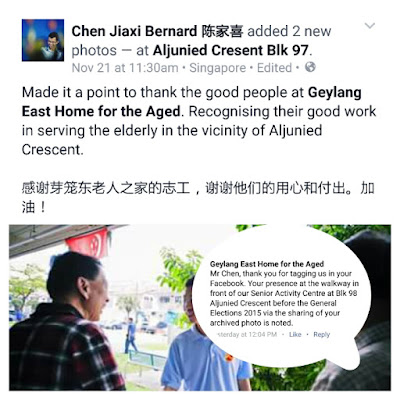 wp bernard chen misleads sinagporeans