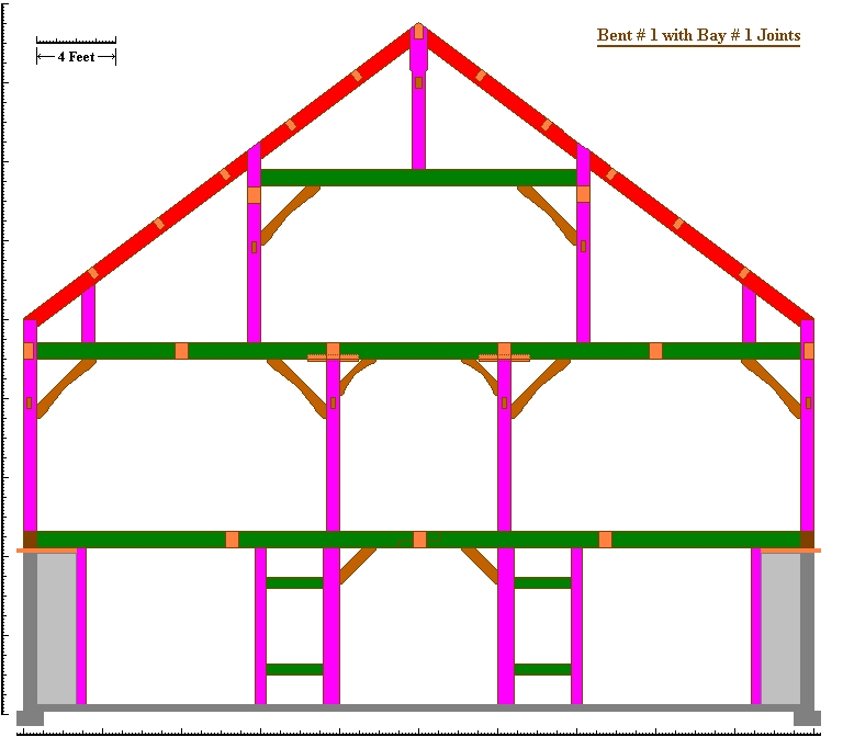 3 Story A Frame House Plans House Design Plans