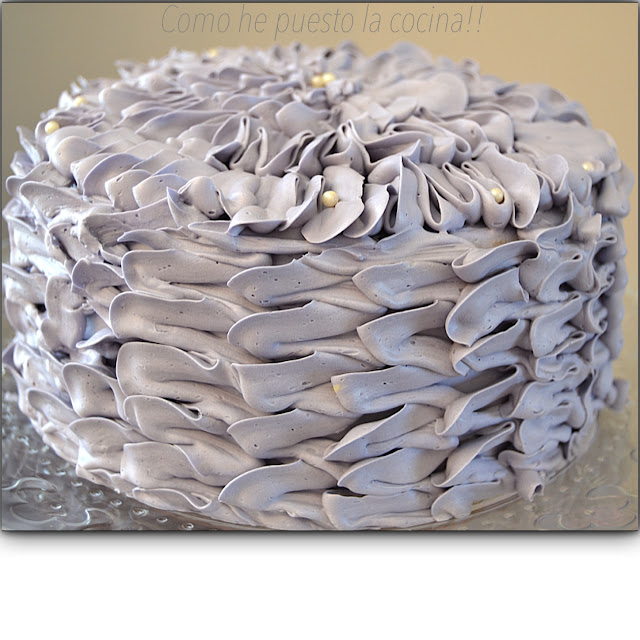 layer cake-vainilla swiss merengue buttercream