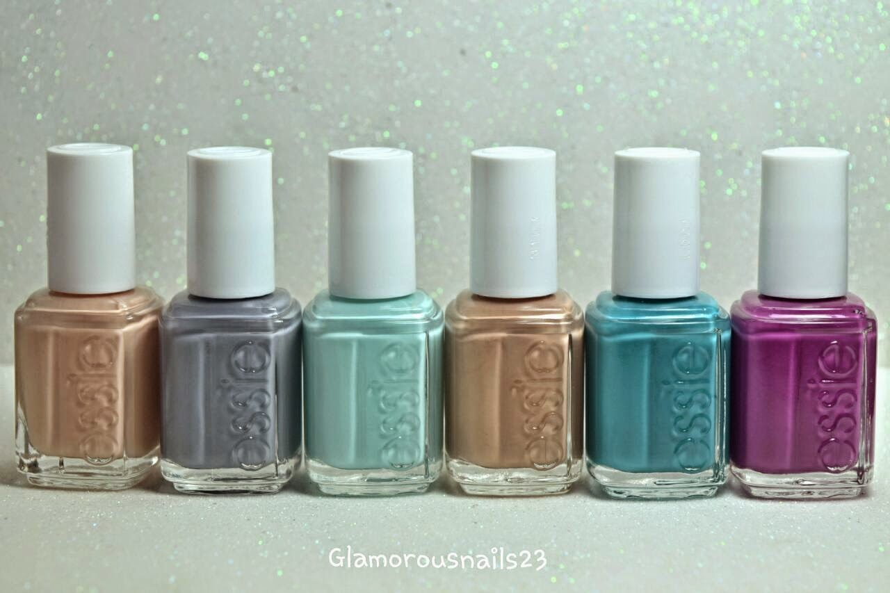 Essie Spring 2015 Collection