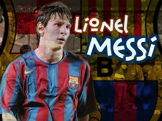 Lionel Messi is very tired