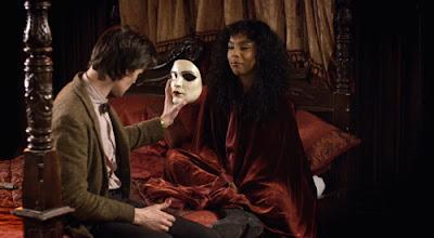 The Doctor meets Liz Ten