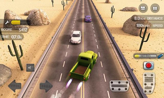 Race The Traffic v1.0.19 Apk Mod [Dinero / Desbloqueado]