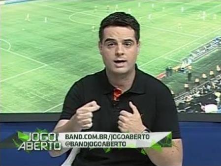Chico Garcia Anuncia Que Vai Integrar Equipe Esportiva Da Band Em Sp