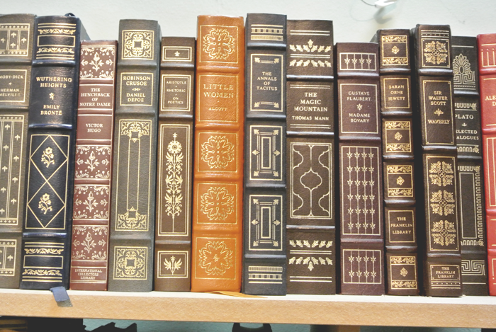 Leakey's bookshop