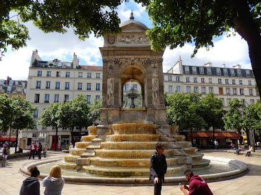Fountain des Innocents