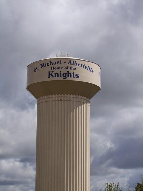 St. Michael - Albertville Watertwoer Minnesota