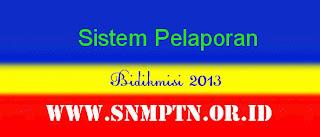 Pelaporan Bidikmisi 2013