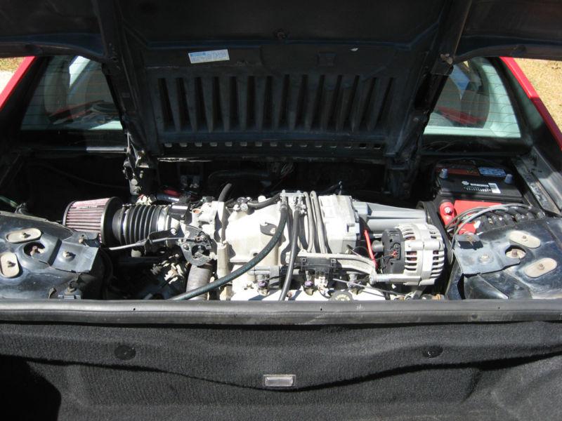 Worksheet. Daily Turismo 5k 1984 Pontiac Fiero w38 V6 Supercharged