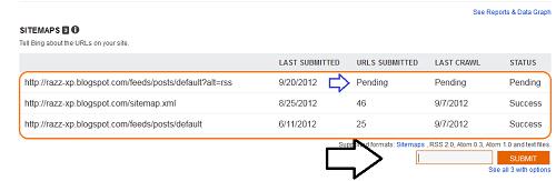 Cara Tepat Mengirim Sitemap Ke Webmaster Bing-gigawatt
