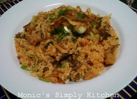 resep nasi goreng mudah dan pedas