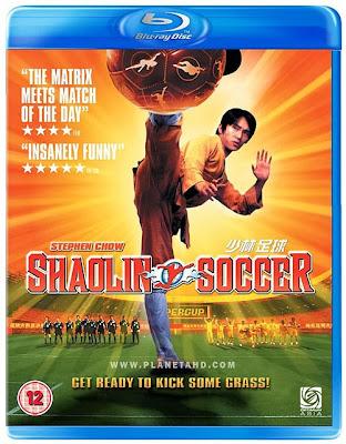 Shaolin Soccer (2001) 1080p Latino