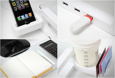 Creative Desk Organizers and Cool Desk Organizer Designs (20) 5