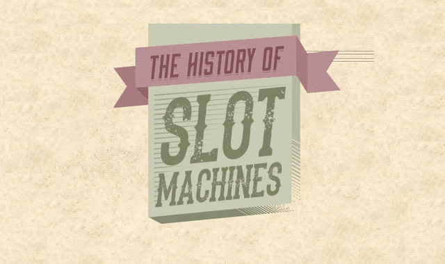Image: The History of Slot Machines