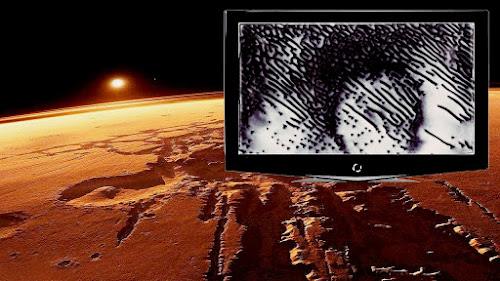 Código Morse é descoberto por astrônomos em Marte