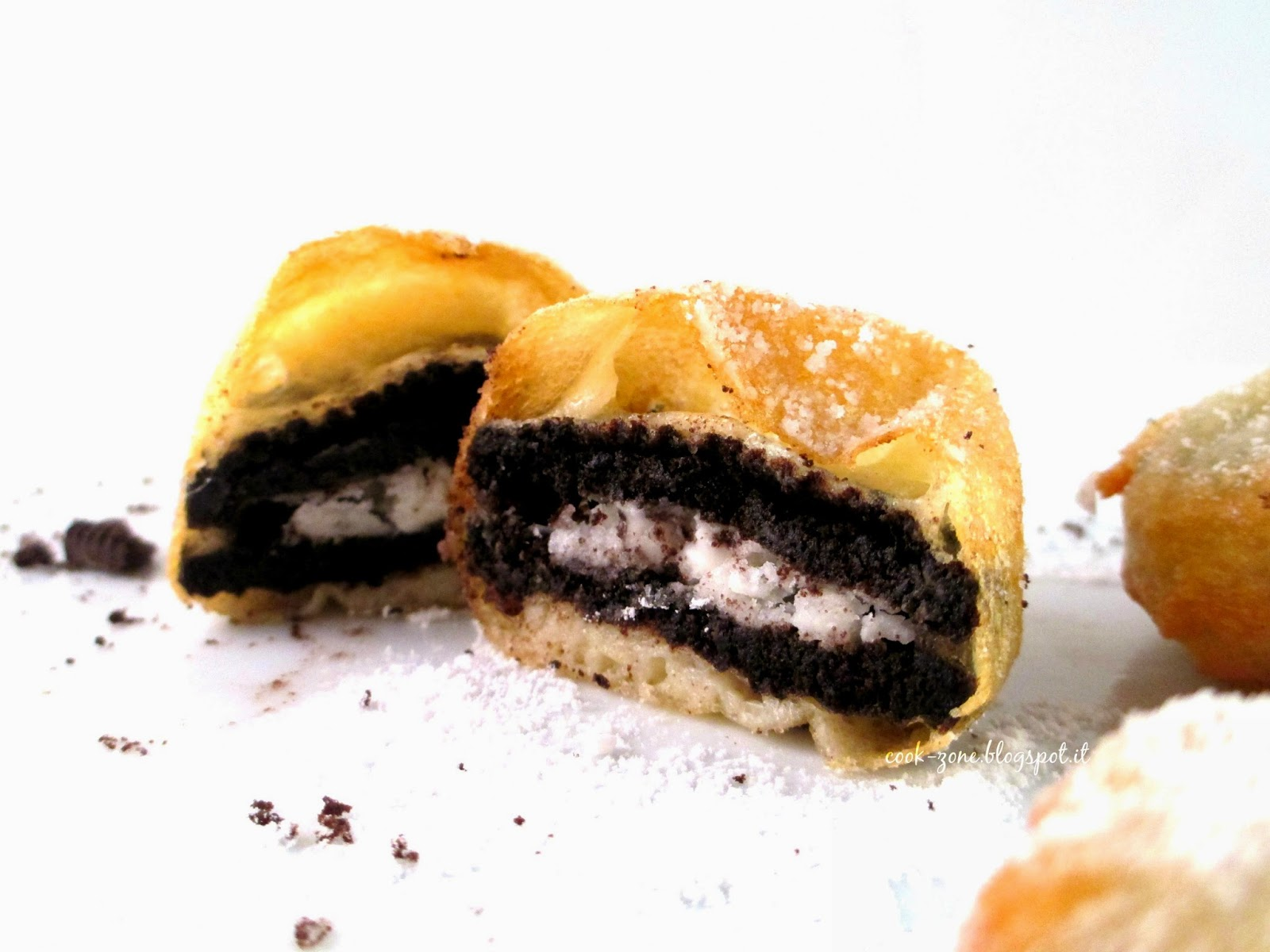Deep Fried Oreos Recipes — Dishmaps