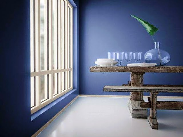 Interior exterior wall painting color combination for Paints for interior walls