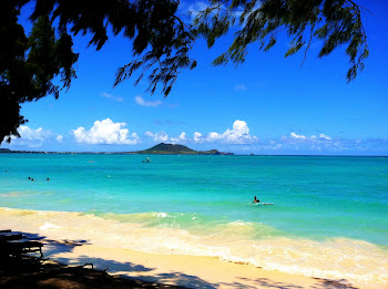 Our Favorite Beach in Kailua