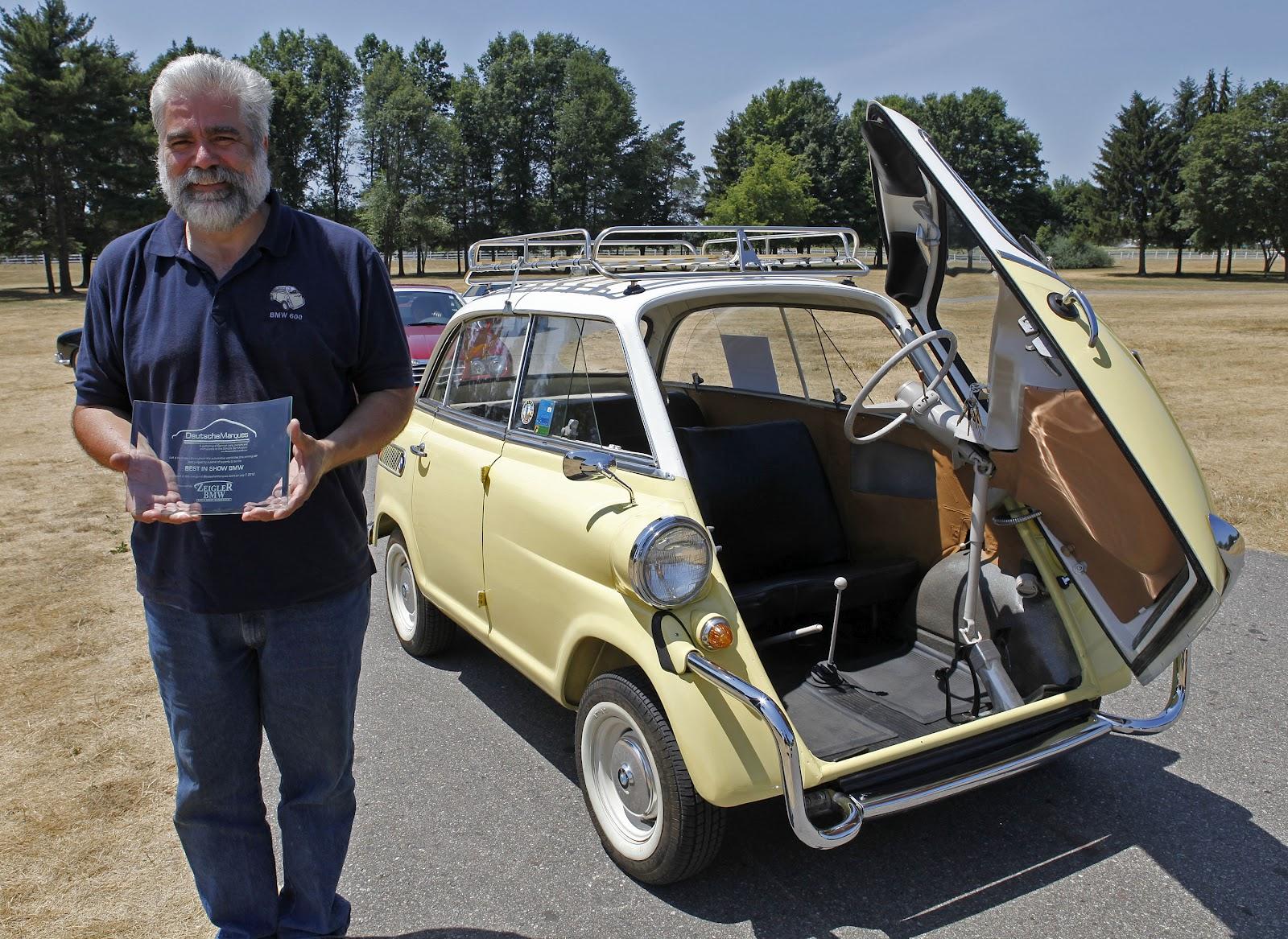 Deutschemarques Auto Group Best Of Show Winners 2012