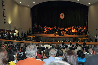 Photo of 2013 Honors Convocation.