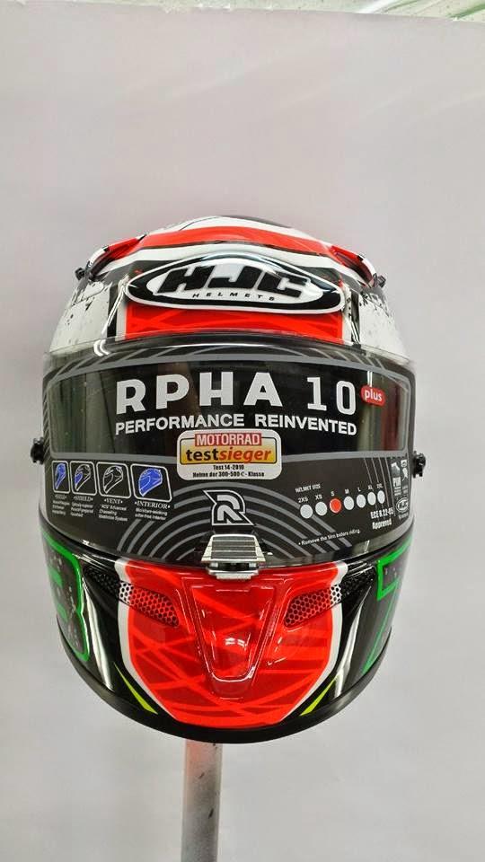 HJC R-PHA10 Plus D.Pizzoli 2014 by TRC Design
