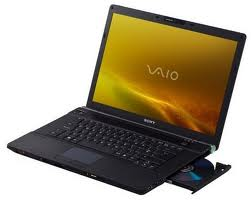Sony VAIO VGN-Z540NCB