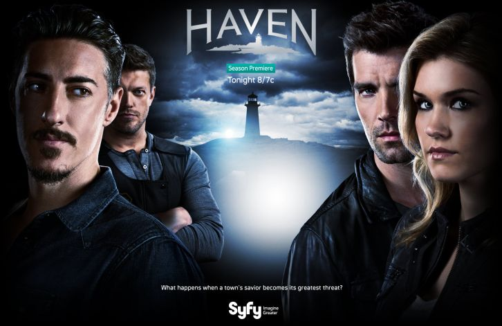 Haven - Season 5 - New Promotional Key Art