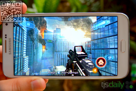 Samsung Galaxy E7 Review Gaming