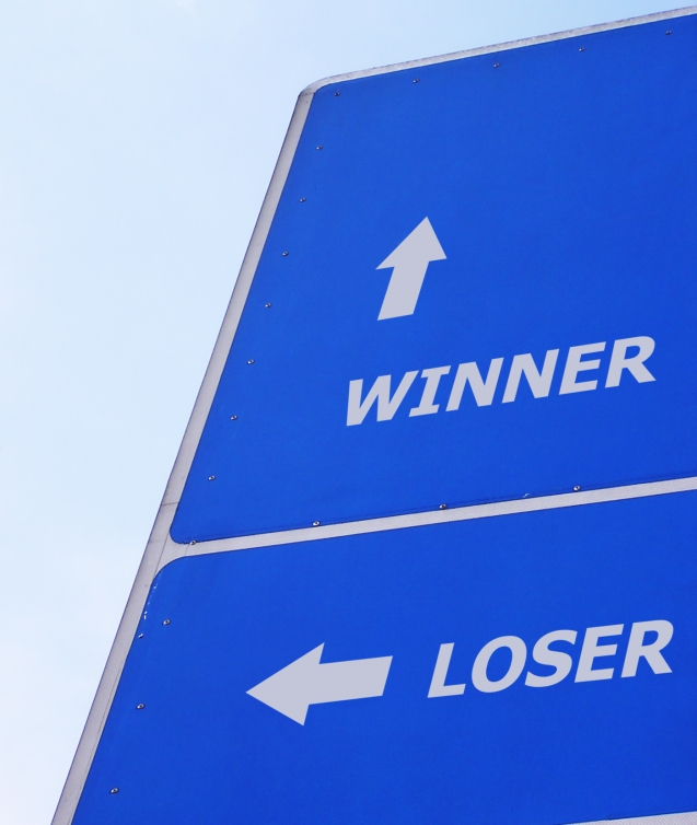winner vs loser