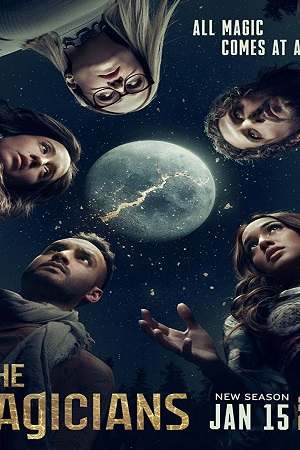 The Magicians S02 All Episode [Season 2] Complete Download 480p