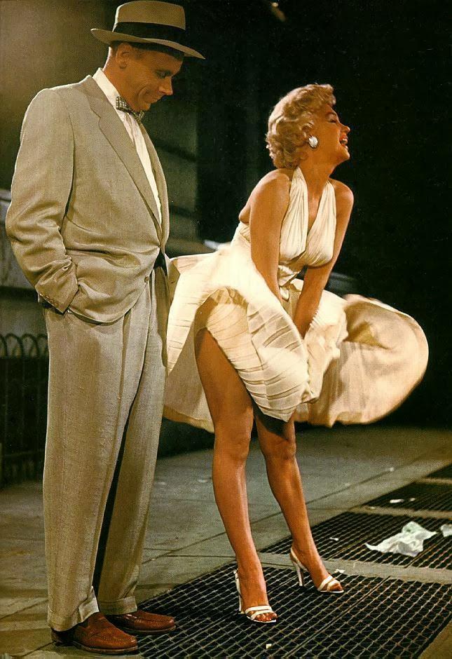 Marilyn Monroe Iconic dresses - corina corina